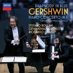 Gershwin: Rhapsody In Blue & Piano Concerto in F