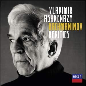 Rachmaninov Rarities Product Image