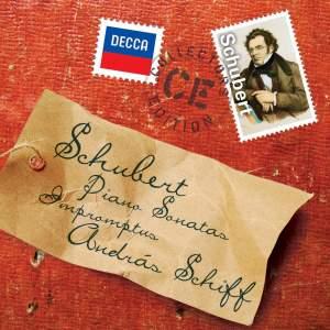 Schubert: Piano Sonatas & Impromptus