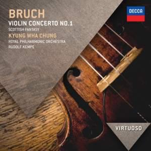 Bruch: Violin Concerto No. 1 in G minor Product Image