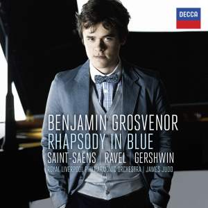 Benjamin Grosvenor plays Rhapsody in Blue