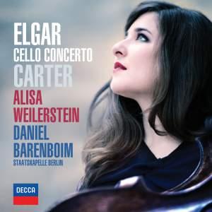 Elgar & Carter: Cello Concertos Product Image
