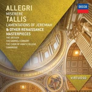 Renaissance Choral Masterpieces