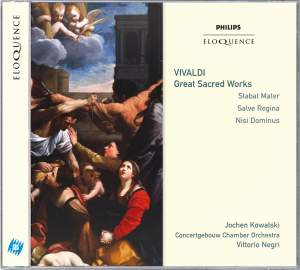 Vivaldi: Great Sacred Works