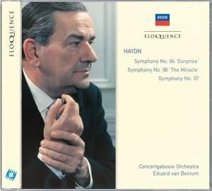 Haydn - Symphonies