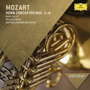 Mozart: Horn Concertos Nos. 1-4 (complete)