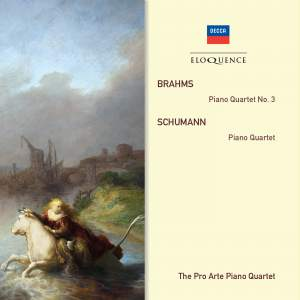 Brahms & Schumann: Piano Quartets Product Image