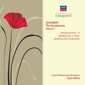 Schubert: The Symphonies Volume 1