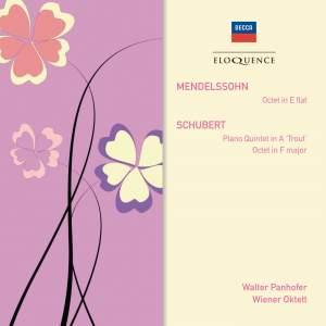 Mendelssohn & Schubert: Octets