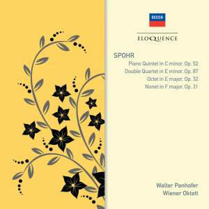 Spohr: Piano Quintet, Double Quartet, Octet & Nonet