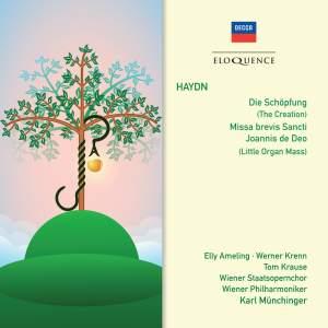 Haydn: The Creation & Little Organ Mass