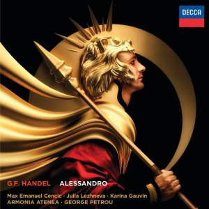 Handel: Alessandro, HWV21 Product Image