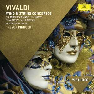 Vivaldi: Concerto RV151 in G major for strings & basso continuo