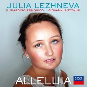 Julia Lezhneva: Alleluia Product Image