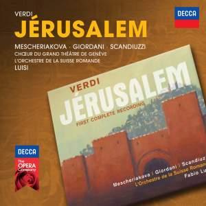 Verdi: Jérusalem Product Image