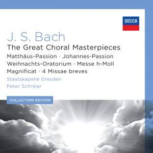 JS Bach: Great Choral Masterpieces