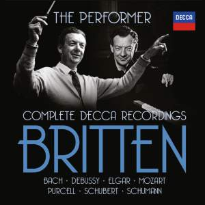 Britten The Performer Product Image