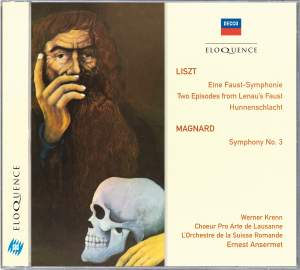 Liszt: A Faust Symphony, Episodes from Lenaus Faust & other works