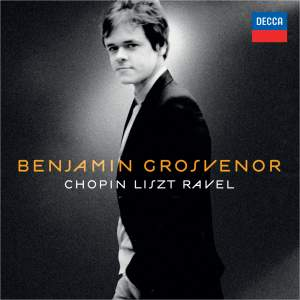 Benjamin Grosvenor: Chopin Liszt Ravel Product Image