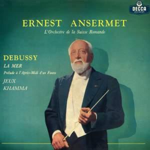 Debussy: La Mer; Prélude à l'après-midi d'un faune; Jeux