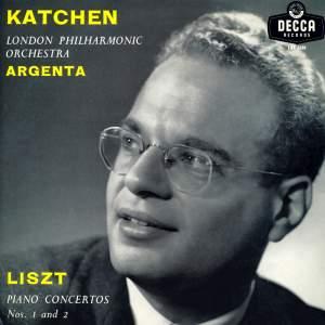 Liszt: Piano Concertos Nos.1 & 2