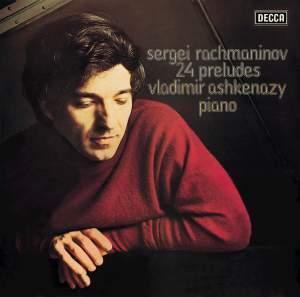 Rachmaninov: Prelude Op. 3 No. 2 in C sharp minor, etc.