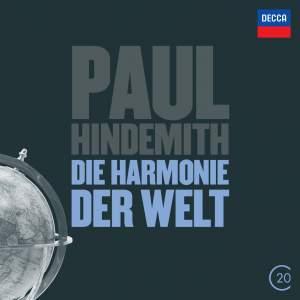 Hindemith: Symphonie 'Die Harmonie der Welt' & Octet