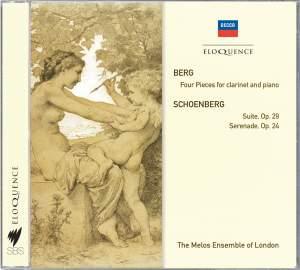 Berg & Schoenberg - Chamber Music