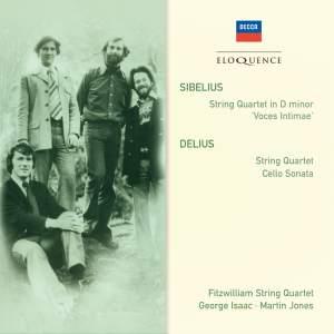 Delius & Sibelius: String Quartets