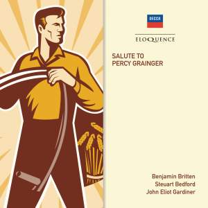 Salute To Percy Grainger Product Image