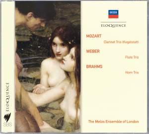 Mozart, Weber & Brahms - Chamber Music