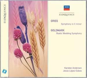 Grieg & Goldmark: Symphonies