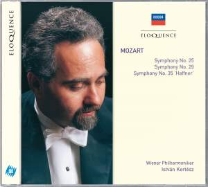 Mozart - Symphonies Nos. 25, 29 & 35