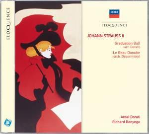 Johann Strauss II: Graduation Ball & Le Beau Danube ballet