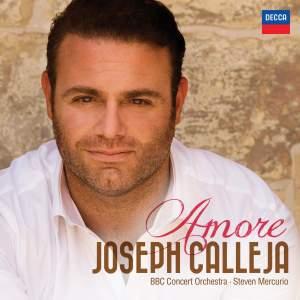 Joseph Calleja: Amore Product Image