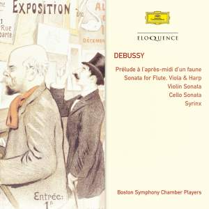 Debussy - Chamber Music