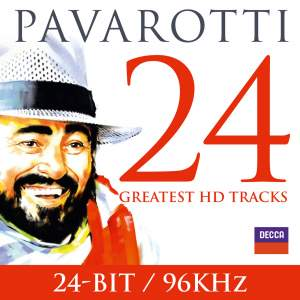 Pavarotti: 24 Greatest HD Tracks