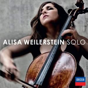 Alisa Weilerstein: Solo (Deluxe edition)