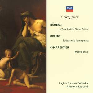 Raymond Leppard conducts Rameau & Charpentier