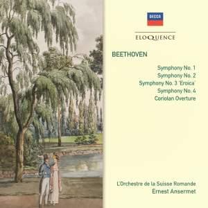 Beethoven: Symphonies 1- 4