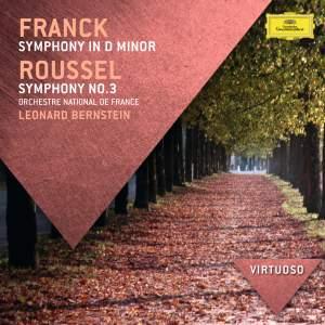Leonard Bernstein conducts Franck & Roussel