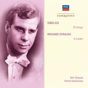 Sibelius & Strauss: Songs