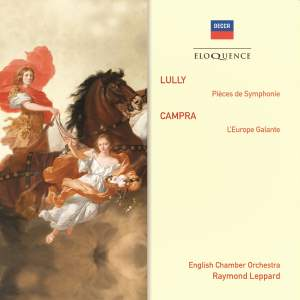 Raymond Leppard conducts Lully & Campra