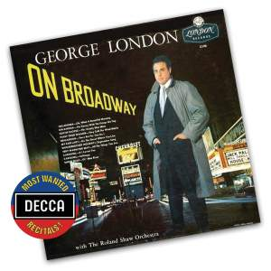 George London on Broadway