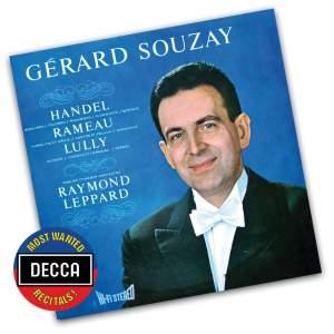 Gerard Souzay sings Handel, Rameau and Lully