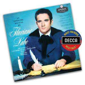 Flaviano Labò - An Operatic Recital