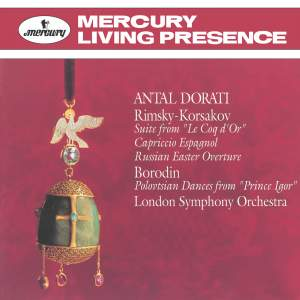Rimsky-Korsakov: Le Coq d'Or Suite and other works