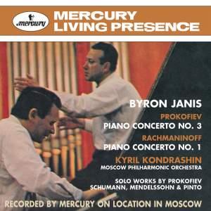Prokofiev: Piano Concerto No. 3 & Rachmaninov: Piano Concerto No.1