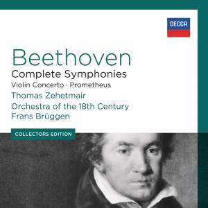 Beethoven: Complete Symphonies, Violin Concerto & Prometheus
