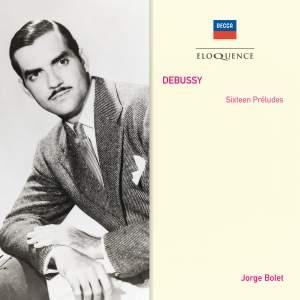 Debussy: 16 Préludes